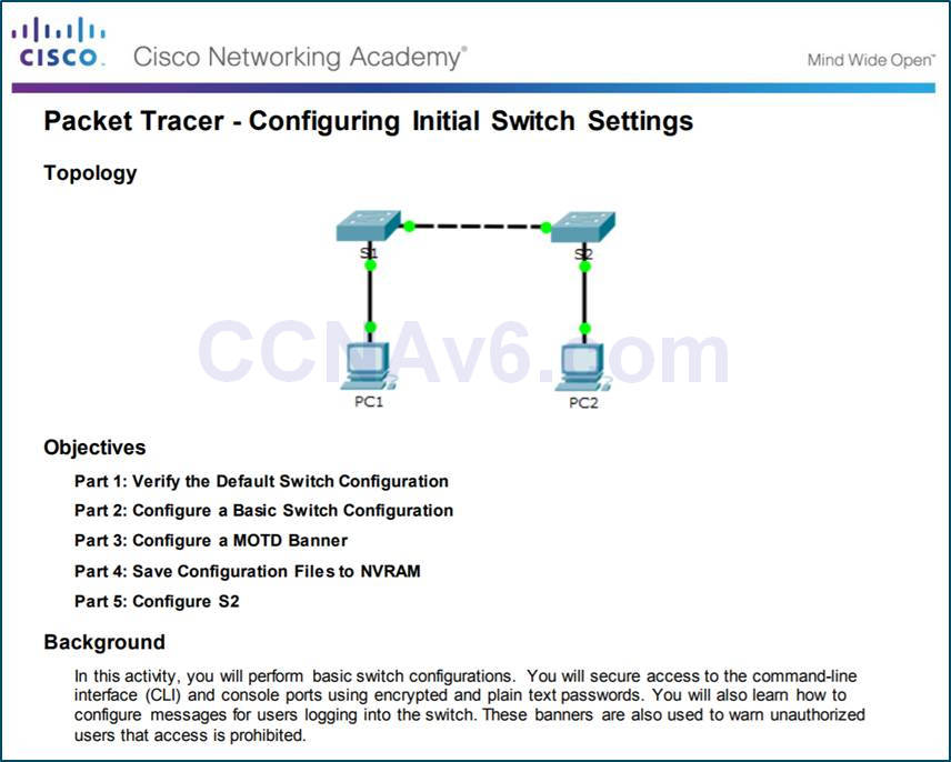 Introduction to Networks 6.0 Instructor Materials - Chapter 2: Configure a Network Operating System 76