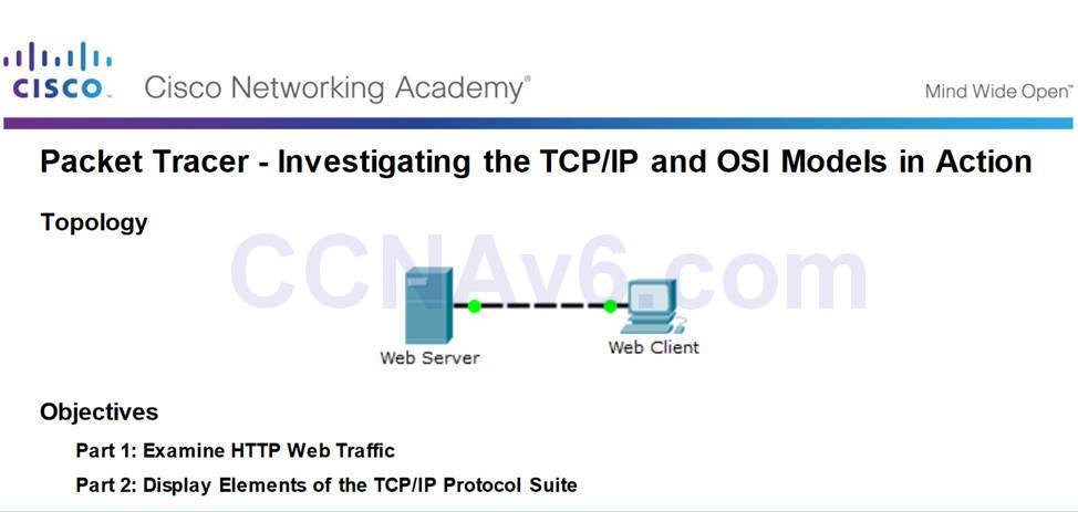 Introduction to Networks 6.0 Instructor Materials – Chapter 3: Network Protocols and Communication 68