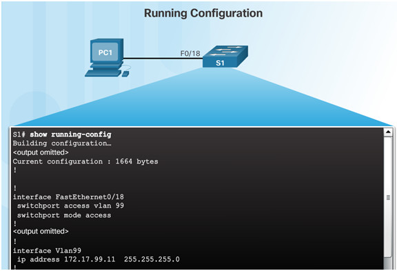 Routing and Switching Essentials 6.0 Instructor Materials – Chapter 5: Switch Configuration 52