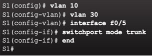 Routing and Switching Essentials 6.0 Instructor Materials – Chapter 6: VLANs 122