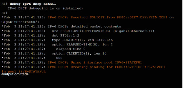 Routing and Switching Essentials 6.0 Instructor Materials – Chapter 8: DHCP 86