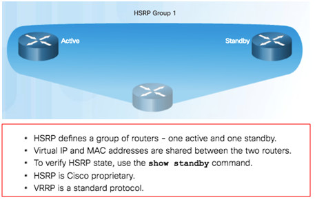 Scaling Networks v6.0 Instructor Materials – Chapter 4: EtherChannel and HSRP 67