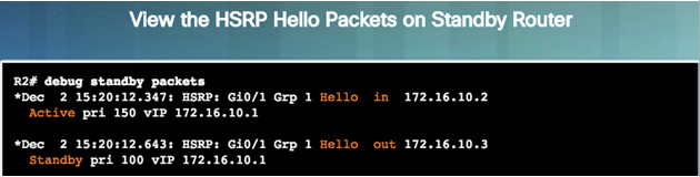 Scaling Networks v6.0 Instructor Materials – Chapter 4: EtherChannel and HSRP 79