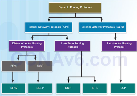 Scaling Networks v6.0 Instructor Materials – Chapter 5: Dynamic Routing 37