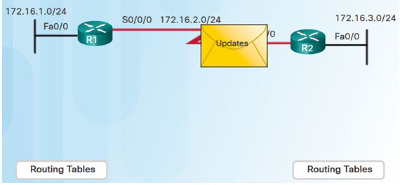 Scaling Networks v6.0 Instructor Materials – Chapter 5: Dynamic Routing 45