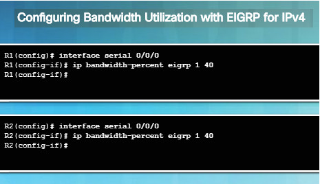 Scaling Networks v6.0 Instructor Materials – Chapter 7: EIGRP Tuning and Troubleshooting 52