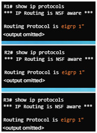 Scaling Networks v6.0 Instructor Materials – Chapter 7: EIGRP Tuning and Troubleshooting 62