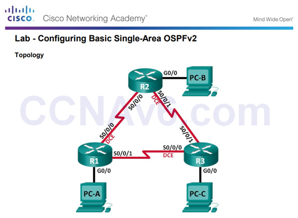 Scaling Networks v6.0 Instructor Materials – Chapter 8: Single-Area OSPF 76