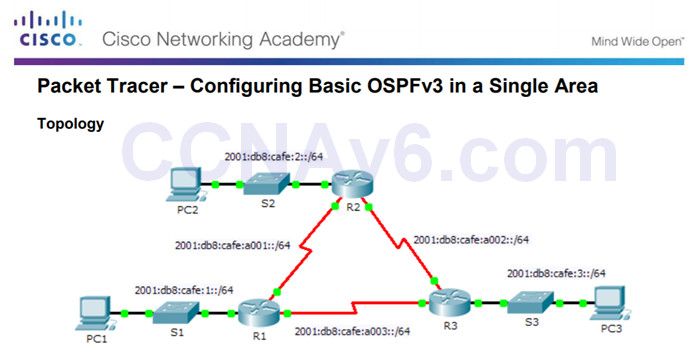 Scaling Networks v6.0 Instructor Materials – Chapter 8: Single-Area OSPF 160