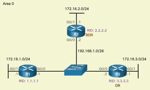 Scaling Networks v6.0 Instructor Materials – Chapter 10: OSPF Tuning and Troubleshooting 57