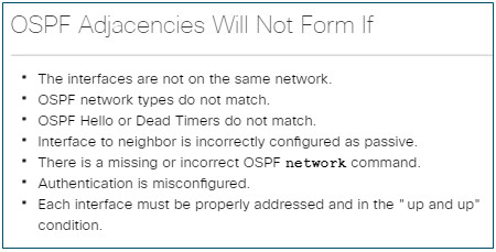 Scaling Networks v6.0 Instructor Materials – Chapter 10: OSPF Tuning and Troubleshooting 74