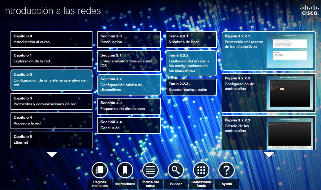 Español - CCNA 1 v6.0 Courseware - Introducción a las redes 6