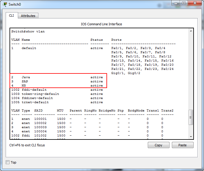 Cisco Packet Tracer for Beginners - Static VLAN on a Cisco switch 1