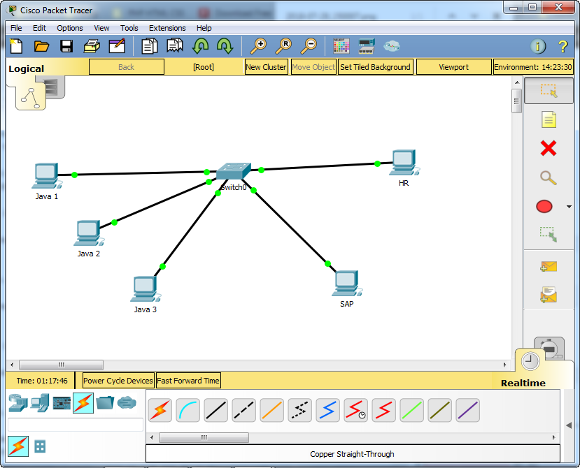 Cisco Packet Tracer for Beginners - Static VLAN on a Cisco switch 6