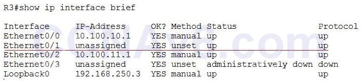 CCNA 200-125 Exam: DHCP Sim With Answers 3