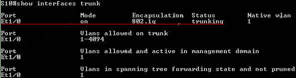 CCNA 200-125 Exam: Trunking Questions With Answers 2