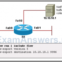 CCNP TSHOOT Chapter 5 Test Online (Version 7) – Score 100% 7