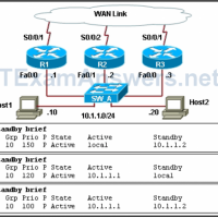 CCNP TSHOOT Chapter 7 Test Online (Version 7) – Score 100% 5