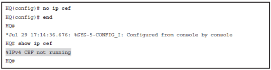 CCNP ROUTE (Version 7) – Chapter 5: Path Control Implementation 41
