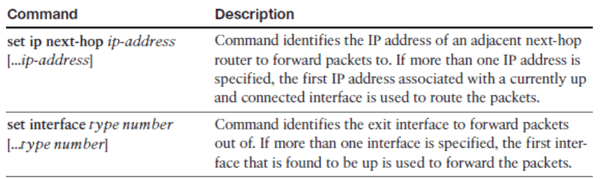 CCNP ROUTE (Version 7) – Chapter 5: Path Control Implementation 44