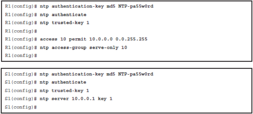 CCNP ROUTE (Version 7) – Chapter 8: Routers and Routing Protocol Hardening 67