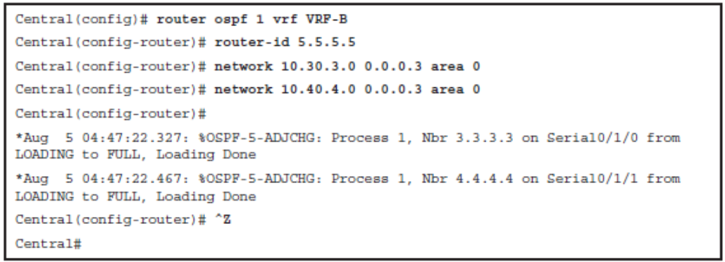 CCNP ROUTE (Version 7) – Chapter 8: Routers and Routing Protocol Hardening 106