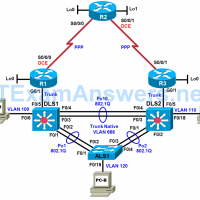 CCNP TSHOOT Chapter 8 Lab 8-2, BGP Dance (Version 7) 12
