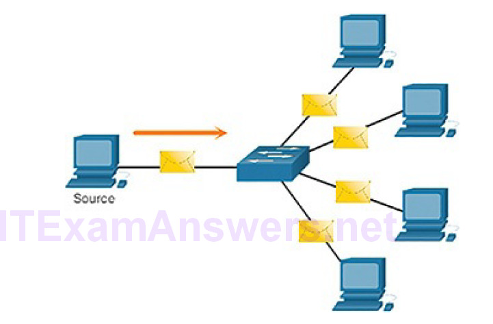 CCNA Cyber Ops (Version 1.1) – Chapter 4: Network Protocols and Services 155