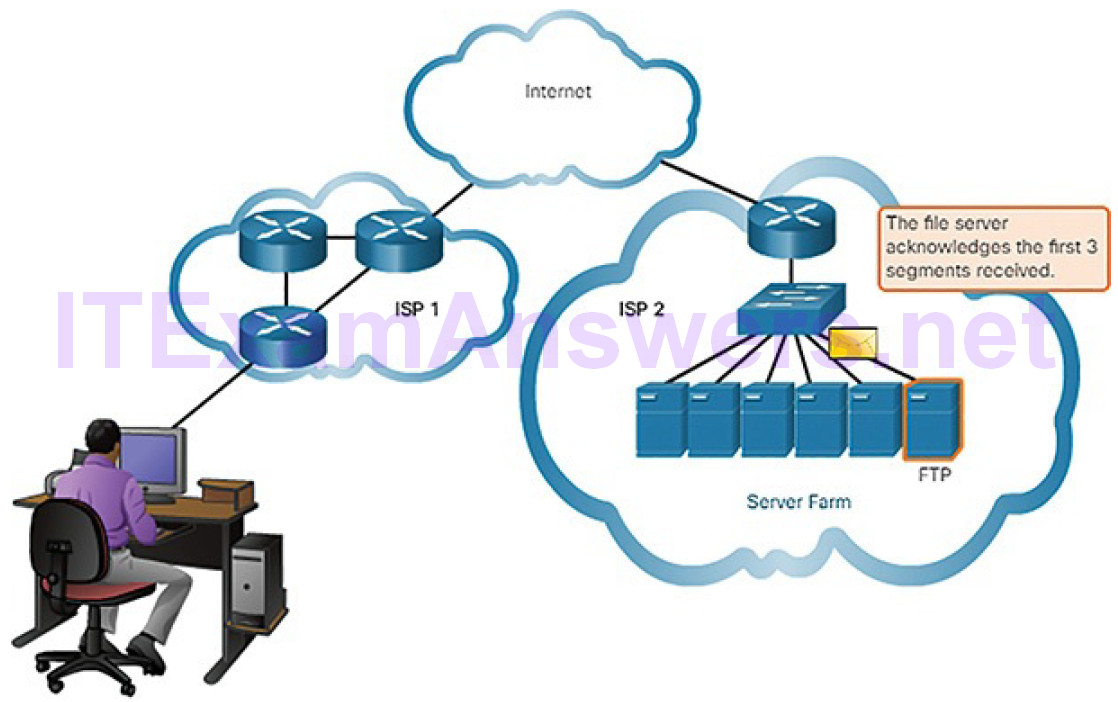 CCNA Cyber Ops (Version 1.1) – Chapter 4: Network Protocols and Services 238