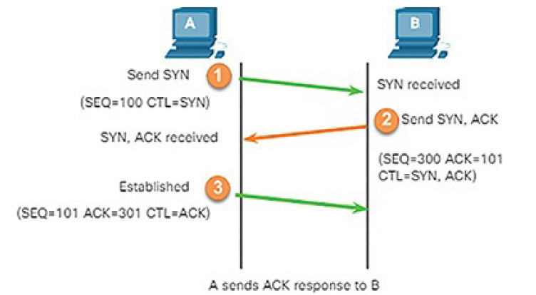 CCNA Cyber Ops (Version 1.1) – Chapter 4: Network Protocols and Services 251