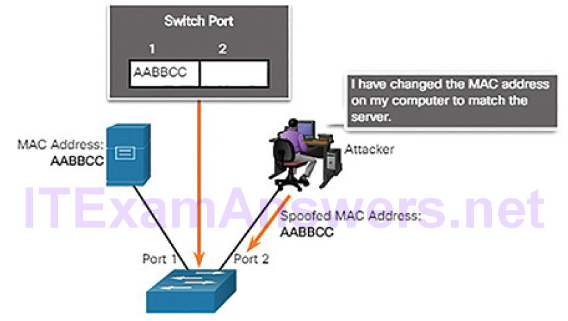 CCNA Cyber Ops (Version 1.1) – Chapter 7: Network Attacks: A Deeper Look 40
