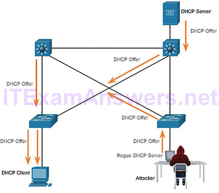 CCNA Cyber Ops (Version 1.1) – Chapter 7: Network Attacks: A Deeper Look 54