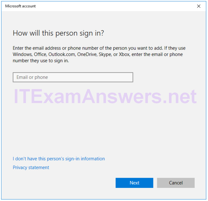 2.2.1.10 Lab – Create User Accounts (Instructor Version) 5