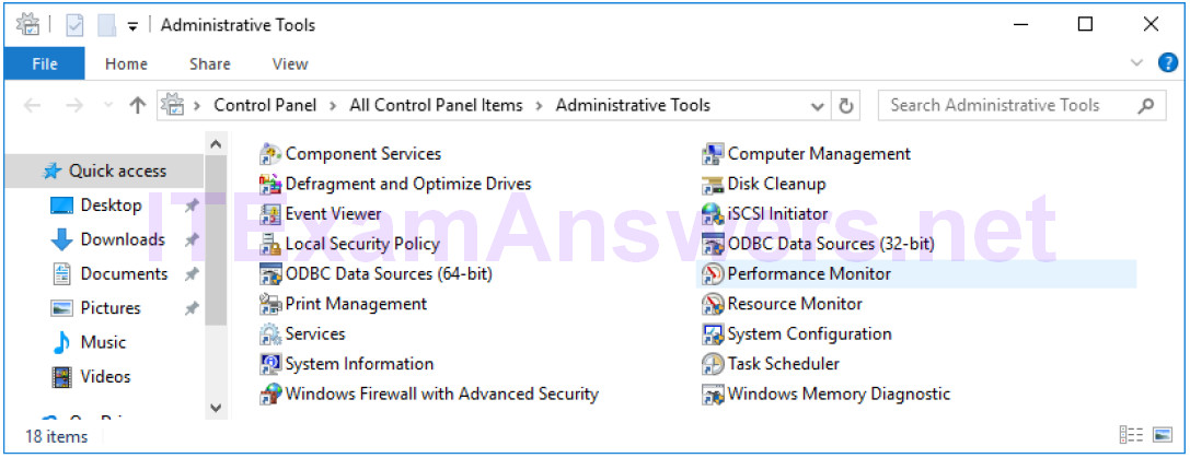 2.2.1.13 Lab – Monitor and Manage System Resources in Windows (Instructor Version) 4
