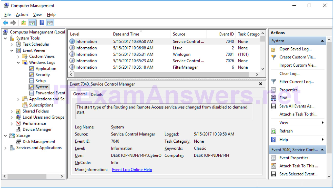 2.2.1.13 Lab – Monitor and Manage System Resources in Windows (Instructor Version) 17