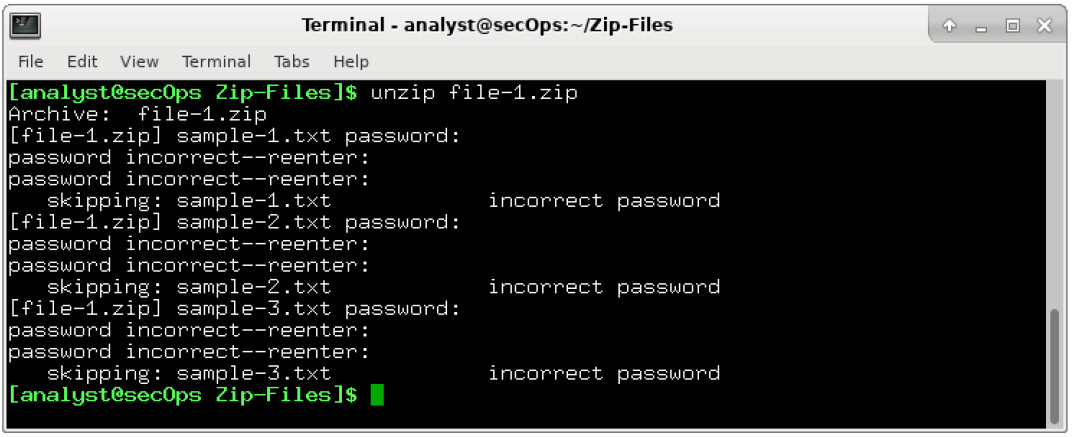 9.1.1.7 Lab – Encrypting and Decrypting Data Using a Hacker Tool (Instructor Version) 4