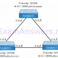 Section 2 - LAN Switching Technologies (CCNA 200-125 Theory) 25