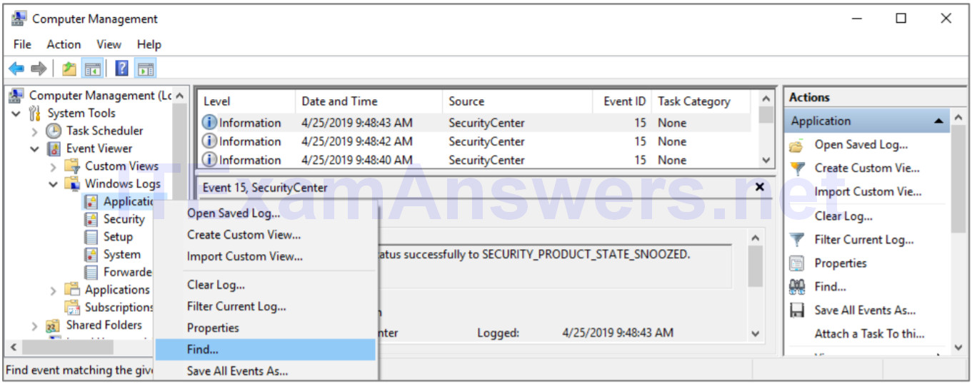11.3.1.11 Lab - Monitor and Manage System Resources (Answers) 3