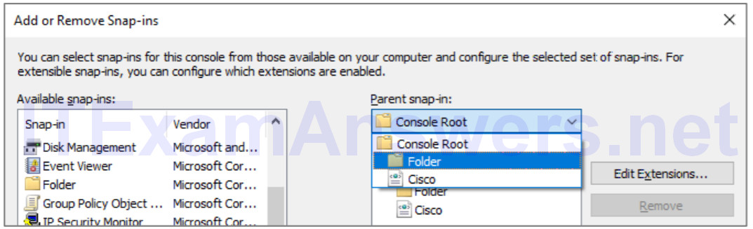 11.3.2.7 Lab - System Utilities (Instruction Answers) – IT Essentials v7.0 5