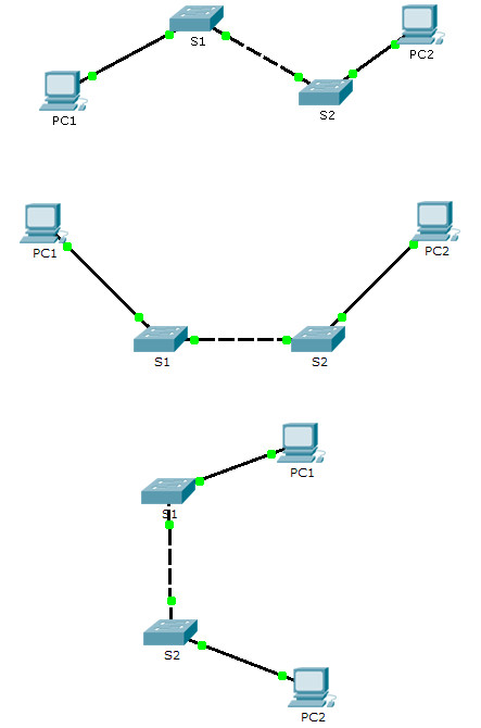 2.9.1 Packet Tracer - Basic Switch and End Device Configuration - Instructions Answer 1