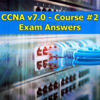 CCNA 2 - Switching, Routing, and Wireless Essentials v7.0 (SRWE)