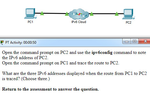 CCNA 1 v7 Modules 11 - 13 IP Addressing Exam Answers Full