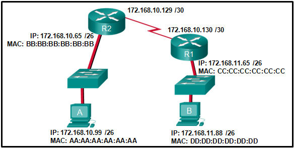 CCNA 1 v7.0 Final Exam Answers Full - Introduction to Networks 1
