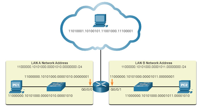 CCNA 1 v7.0 Curriculum: Module 5 - Number Systems 1