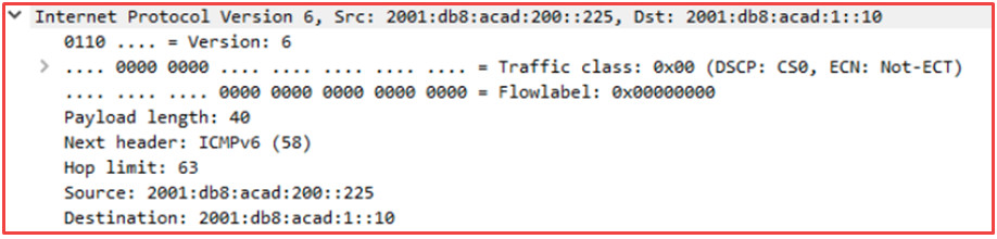 13.3.2 Lab - Use Ping and Traceroute to Test Network Connectivity (Answers) 4