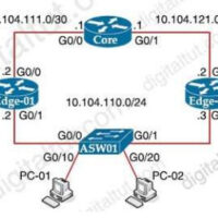 CCIE/CCNP 350-401 ENCOR Dumps Full Questions with VCE & PDF 1