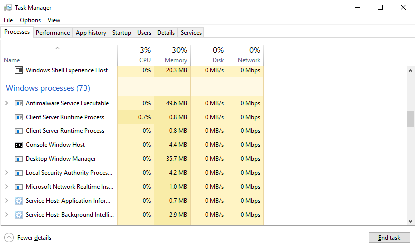 3.3.12 Lab - Windows Task Manager (Answers) 8