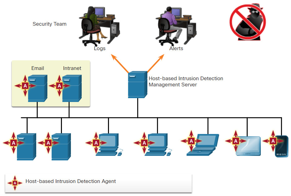 CyberOps Associate: Module 22 – Endpoint Protection 16