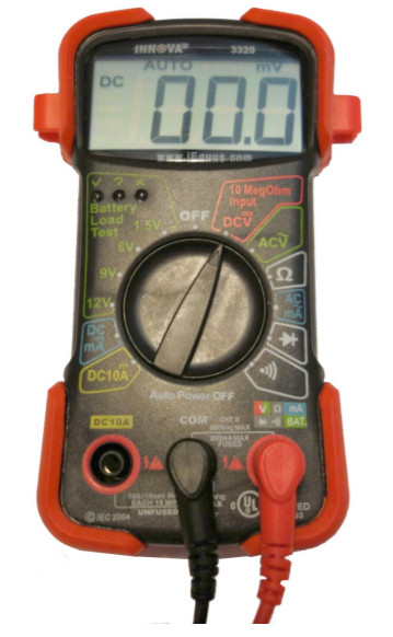 2.2.4.4 Lab – Using a Multimeter and a Power Supply Tester (Answers) 2