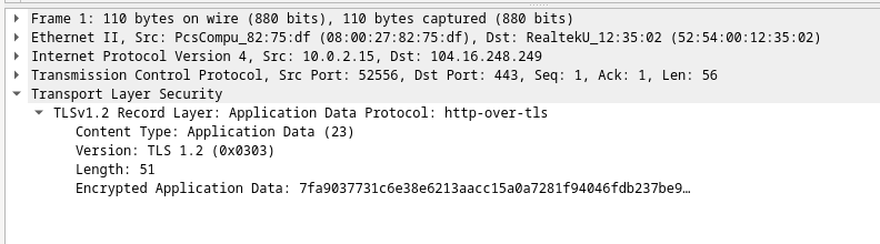 10.6.7 Lab - Using Wireshark to Examine HTTP and HTTPS Traffic (Answers) 20